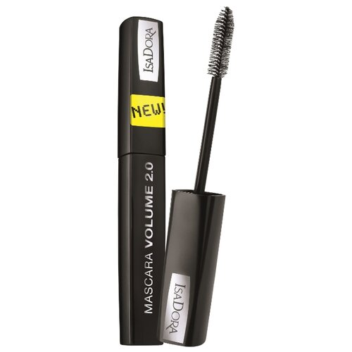 IsaDora Тушь для ресниц Mascara Volume 2.0, 03 black brown