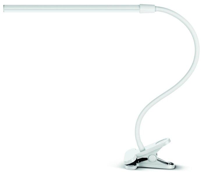Настольная лампа на прищепке светодиодная A1106LT-1WH (Artelamp)