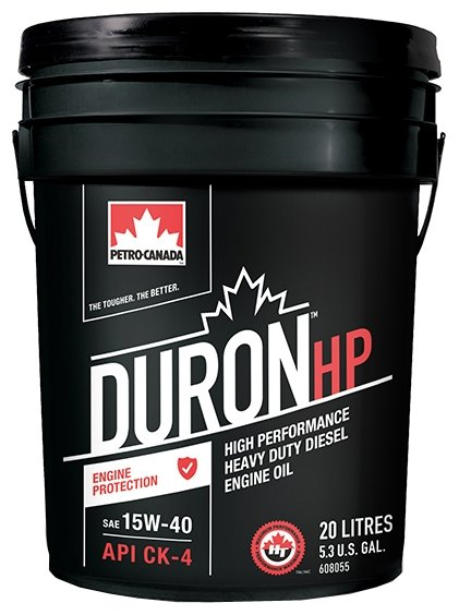 Моторное масло Petro-Canada Duron HP 15W-40 20 л
