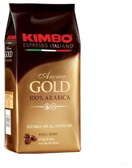Кофе в зернах Kimbo Aroma Gold Arabica