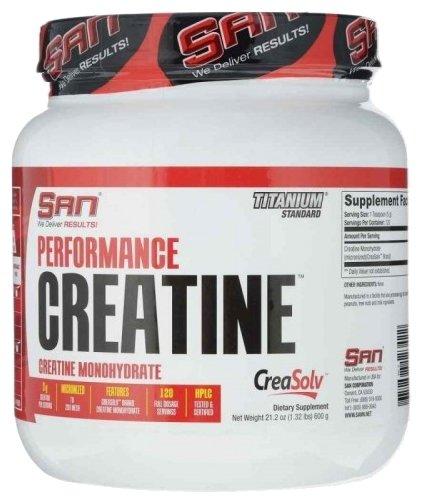 SAN Performance Creatine, 600 г