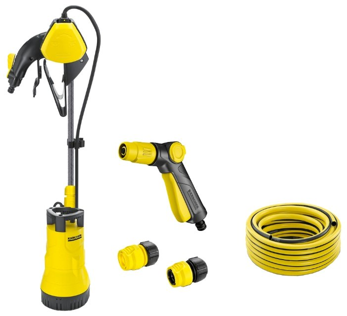 Насос KARCHER BP 1 Barrel Set