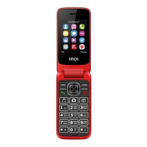 Телефон INOI 245R, красный
