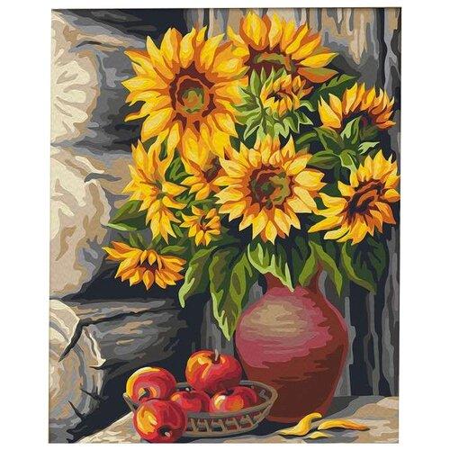 Купить Мосфа Картина по номерам Сельский натюрморт 40х50 см (7С-0192), Картины по номерам и контурам