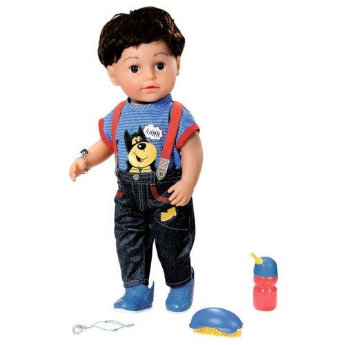 Купить Интерактивная кукла Zapf Creation Baby Born Братик, 43 см, 825-365, Куклы и пупсы