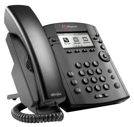 VoIP-телефон Polycom VVX 301