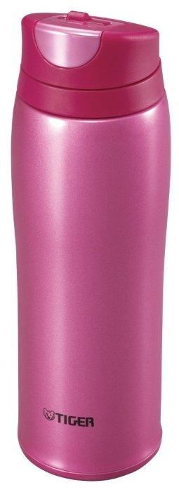 Термокружка Tiger MCB-H048 (0.48 литра), розовая, Tiger (Тайгер)
