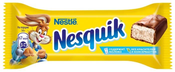 Батончик Nesquik с какао-нугой, 28 г