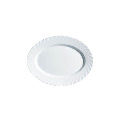 Luminarc Блюдо овальное Trianon 29 см белый