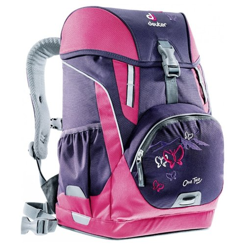 Deuter Рюкзак каркасный OneTwo blueberry butterfly
