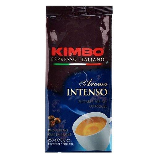 Кофе в зернах Kimbo Aroma Intenso, арабика/робуста, 250 г цена 2017