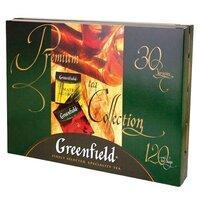Чай в пакетиках Greenfield Ассорти 30 сортов, 120 шт*2 г