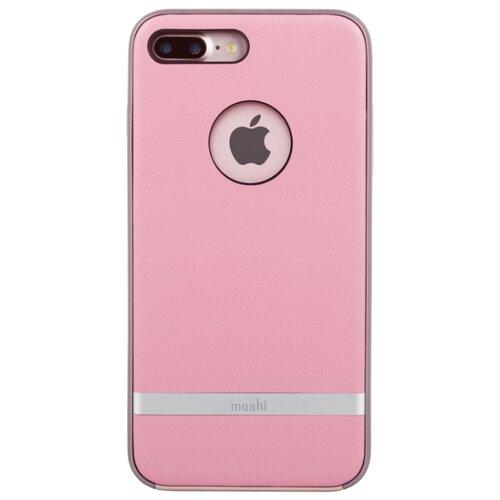 цена на Чехол Moshi Napa для Apple iPhone 7 Plus/iPhone 8 Plus розовый