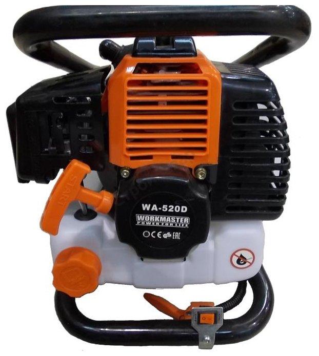 Мотобур Workmaster WA-520D 3.3 л.с.
