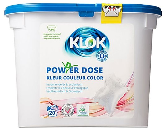 Капсулы Klok Color