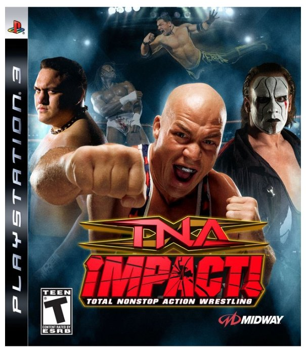 MIDWAY TNA iMPACT!