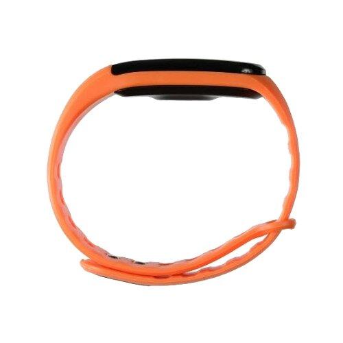 Умный браслет Lime 116HR, оранжевый фото