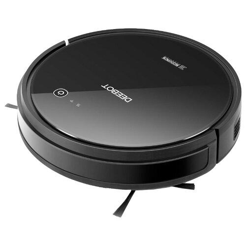 Робот-пылесос Ecovacs DeeBot D601 черный