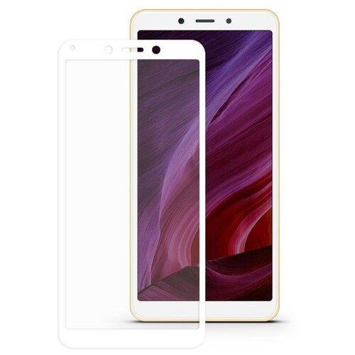 Купить Защитное стекло Mobius 3D Full Cover Premium Tempered Glass для Xiaomi Redmi 6/6A белый
