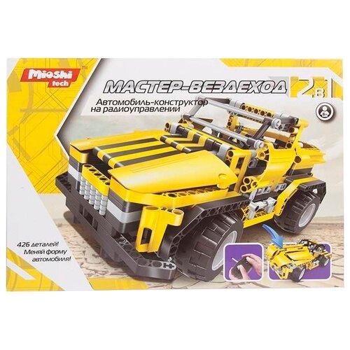 Купить Конструктор Mioshi Мастер MTE1201-057 Вездеход, Конструкторы