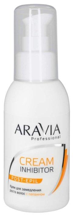 ARAVIA Professional Крем для замедления роста волос Professional с папаином