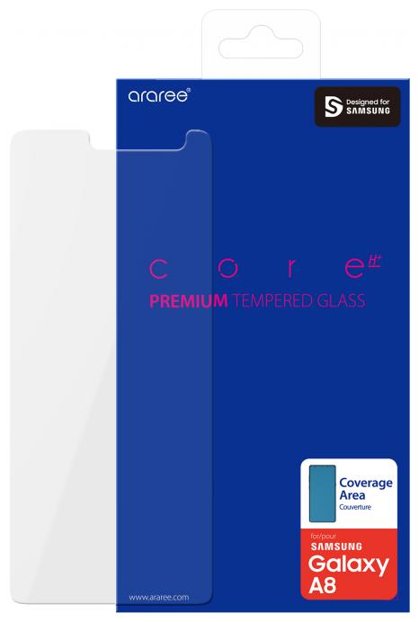 Защитное стекло Araree CORE Premium Tempered Glass GP-A530KDEEBIA для Samsung Galaxy A8 (2018)
