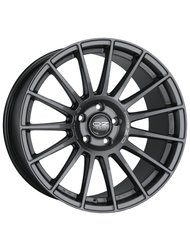 Диск OZ Racing Superturismo Dakar Matt Graphite Silver 8.5x20/5x120 D79 ET40 - фото 1