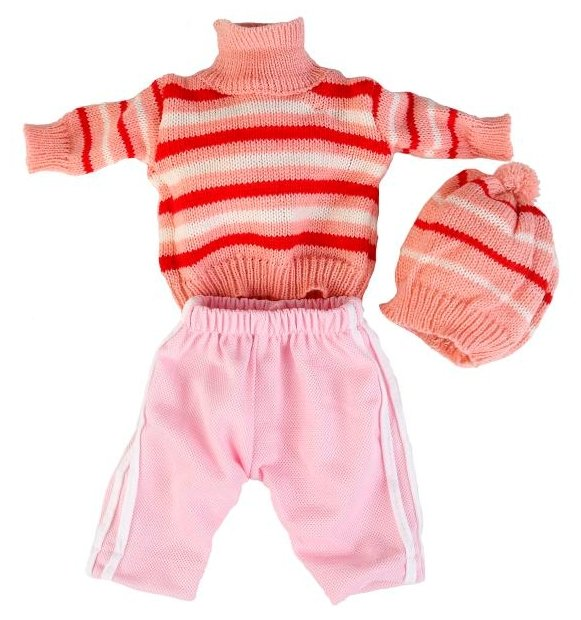 Карапуз Комплект одежды для кукол 40 - 42 см B1626217-RU