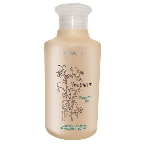 Kapous Professional шампунь Treatment против выпадения волос 250 мл selective professional шампунь powerizer против выпадения волос 250 мл