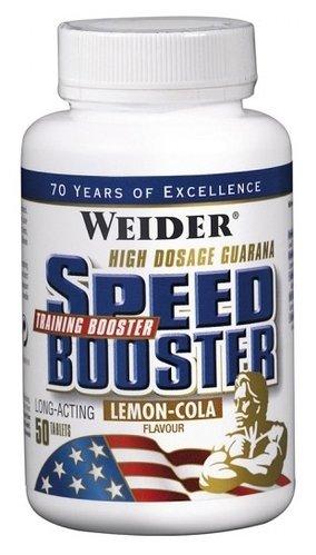 Предтренировочный комплекс Weider Speed Booster (50 шт.)