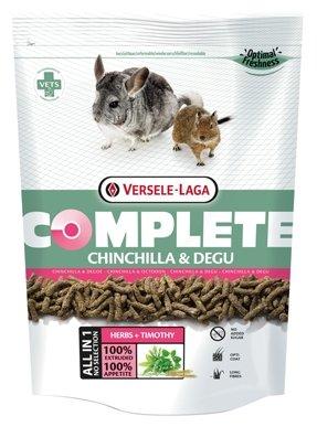 Корм для шиншилл и дегу Versele-Laga Complete Chinchilla & Degu 500 г