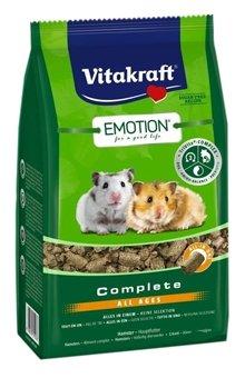 Корм для хомяков Vitakraft Emotion Complete
