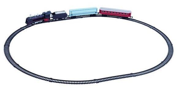 железная дорога Голубая стрела Стартовый набор, GS-87301