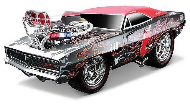 Легковой автомобиль Maisto Dodge Charger (81303) 1:18