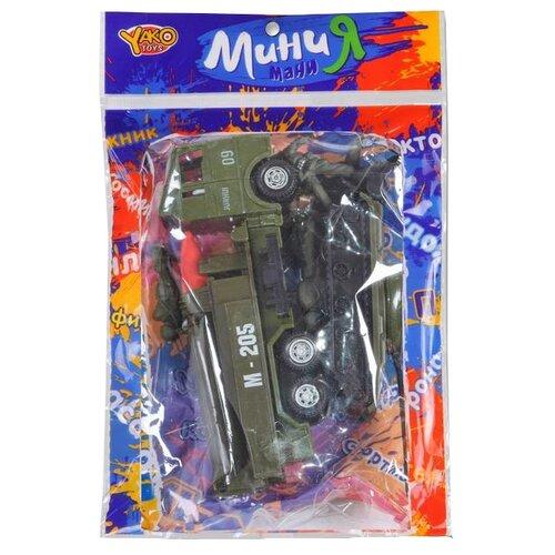 Купить Набор фигурок Yako Армия M6217, Солдатики