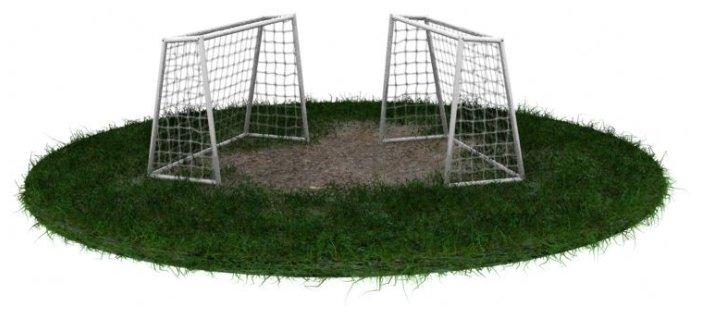 Комплект ворот для мини-футбола ворота СпортКомплект CC150, 2 шт., размер 150х110 см