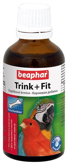 Добавка в корм Beaphar Trink + Fit