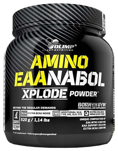 Аминокислотный комплекс Olimp Amino EAAnabol Xplode Powder (520 г)