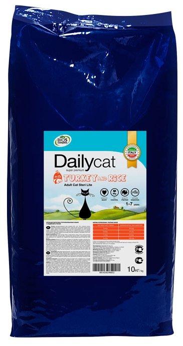 Корм для кошек DailyCat Adult Steri Lite
