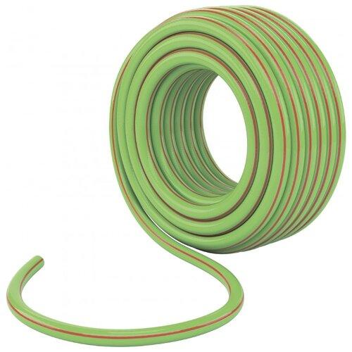 Шланг PALISAD поливочный армированный эластичный 3/4 25 метров зеленый шланг palisad поливочный пвх армированный 1 25 метров зеленый