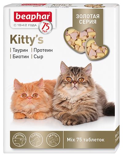 Добавка в корм Beaphar Kitty's Mix,