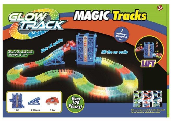 Трек TONG DE Glow Track (XY778)