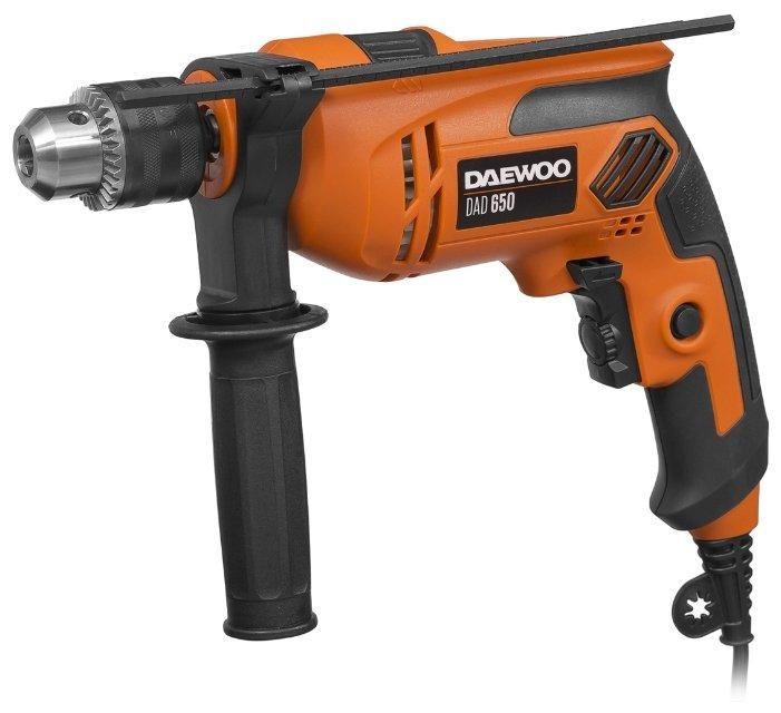 Дрель ударная Daewoo Power Products DAD650 650 Вт