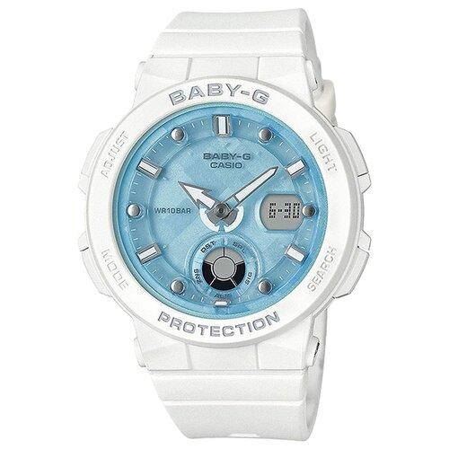 цена Наручные часы CASIO BGA-250-7A1 онлайн в 2017 году