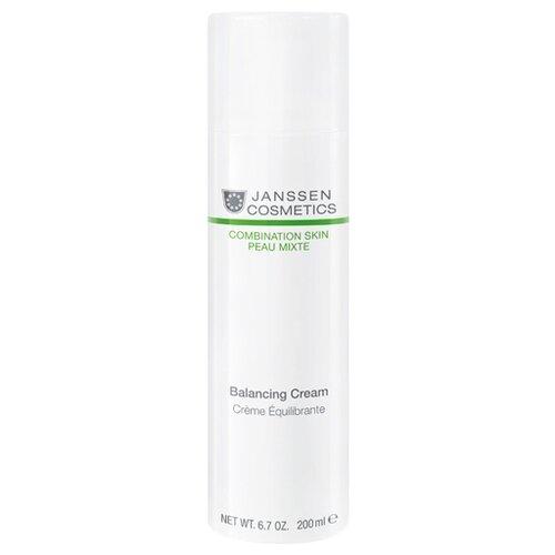 Купить Janssen Cosmetics Combination Skin Balancing Cream Балансирующий крем для лица, 200 мл