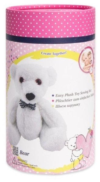 D&M Шьем игрушку Мишка в подарочной упаковке (67611)