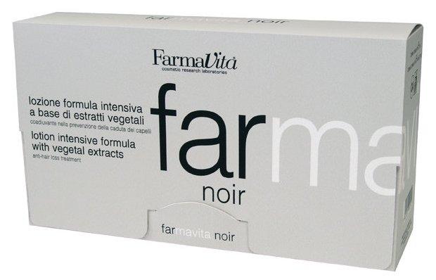 FarmaVita NOIR Лосьон против выпадения волос для мужчин