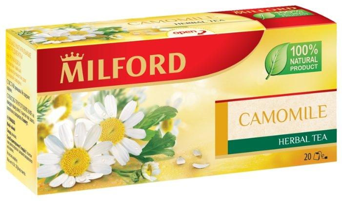 Чай травяной Milford Camomile 20 пак