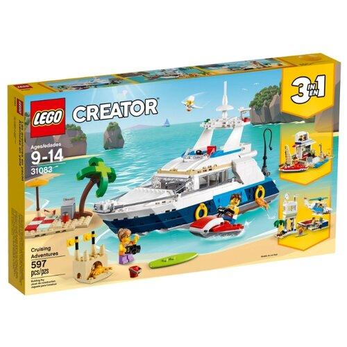 Конструктор LEGO Creator 31083 Морские приключенияКонструкторы<br>