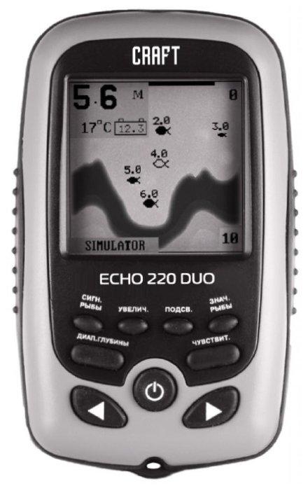 Эхолот Craft 220 Duo Ice Edition